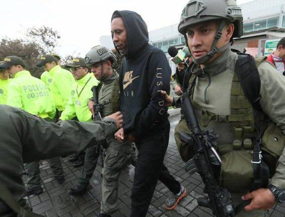 EE. UU. ENVÍA A COLOMBIA PETICIÓN DE EXTRADICIÓN DE JHON VIÁFARA
