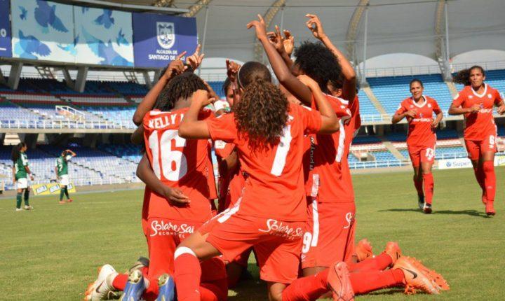 Resultados y resumen de la fecha 5 de la Liga Águila Femenina