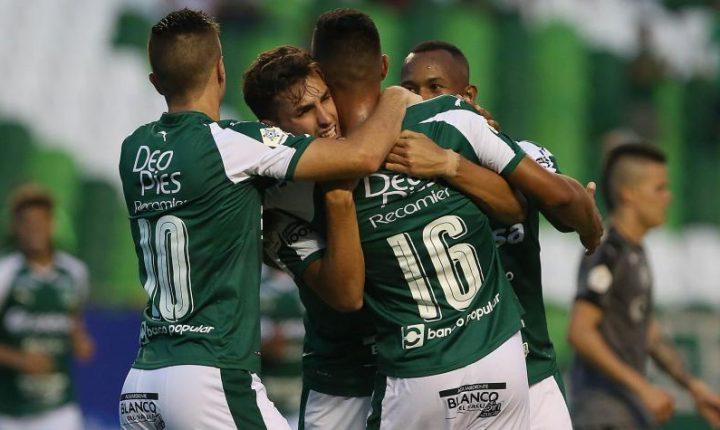 DEPORTIVO CALI SIGUE CON PASO FIRME: VENCIÓ 2-0 A LA EQUIDAD