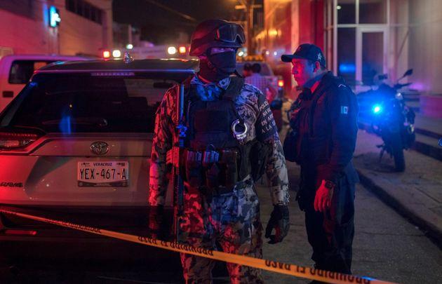Al menos 23 muertos tras supuesto ataque armado en bar de México