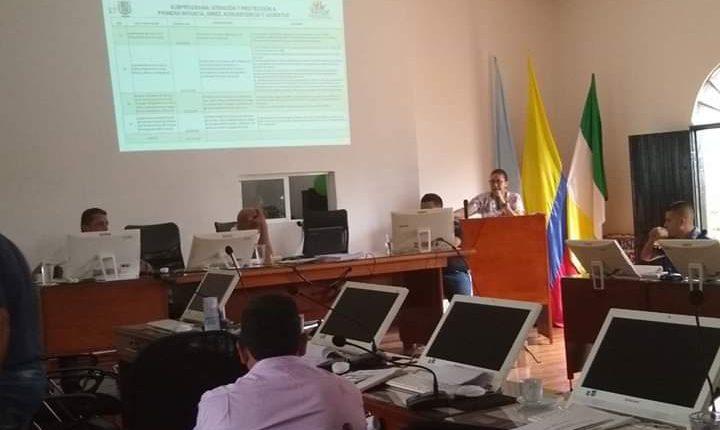 EL PRESIDENTE DE LA CORPORACIÓN CONCEJO MUNICIPAL, NOS ENTREGA BALANCE DE LA SESIÓN DEL CONCEJO LOCAL