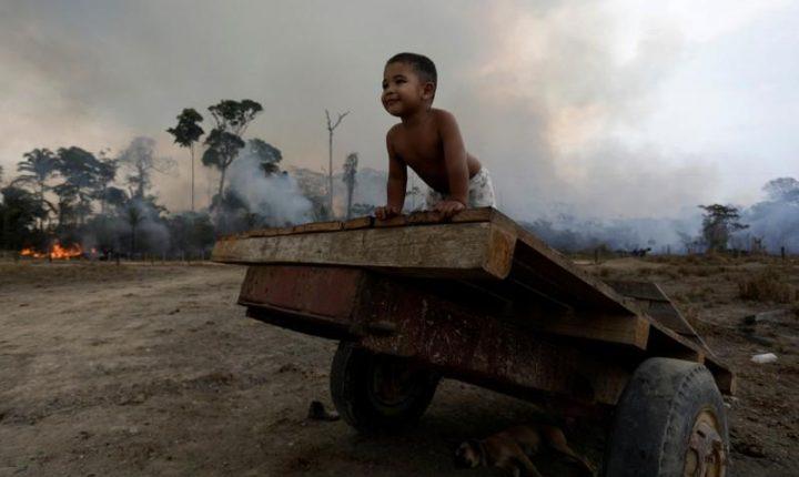 Brasil se abre a ayuda internacional en Amazonía, pero decidirá cómo se usa