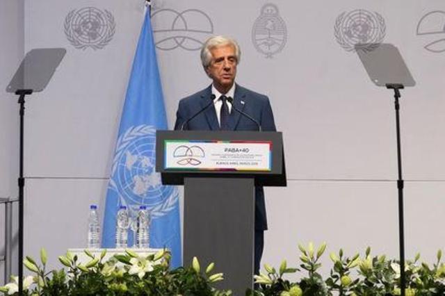 Presidente uruguayo Vázquez dice le detectan nódulo pulmonar con características malignas