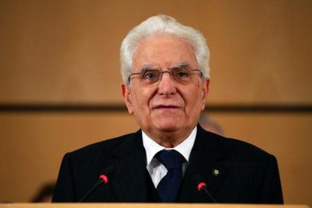 El presidente de Italia inicia la ronda de conversaciones para buscar una salida a la crisis
