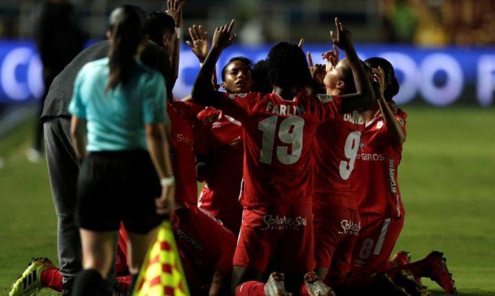 ¡Vamos, Mecha! América de Cali sale este lunes por el título de la Liga Femenina
