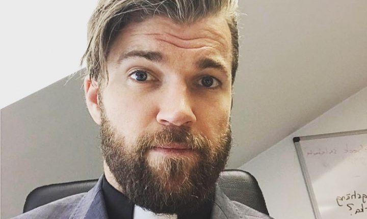 Sacerdote joven sueco crea instagram para sus rutinas de ejercicio y mensajes biblicos