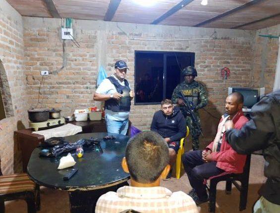 Rescatan en el Cauca a tres comerciantes que habían sido secuestrados en Pasto