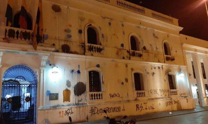 Decretan toque de queda en el Sector Histórico de Popayán