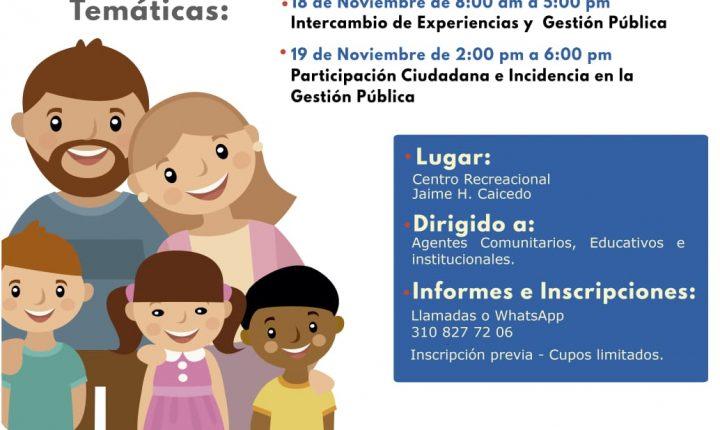 HOY Y MAÑANA, LA FUNDACIÓN CAICEDO GONZÁLEZ DARÁ  IMPORTANTES CHARLAS PARA TODA LA COMUNIDAD FLORIDANA.