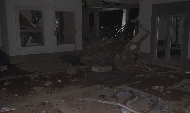 Se presenta atentado terrorista contra la estación de policía en Santander de Quilichao